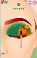 Maquie os Olhos e as Sobrancelhas - screenshot 2