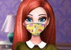 Máscaras Estilosas para a Pandemia