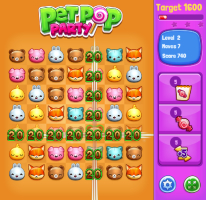 Pet Pop Party - screenshot 2