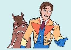 Pintar Hans de Frozen