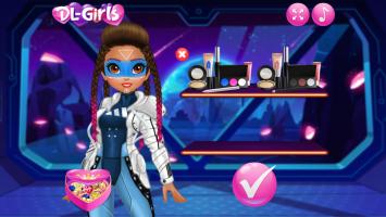 Princesas No Estilo Cyberpunk - screenshot 3