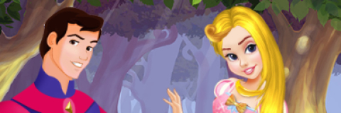 Quebre o Feitiço da Princesa Aurora