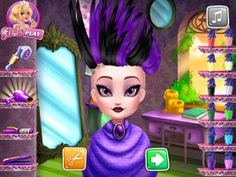 Salão de Cabeleireiro da Feiticeira - screenshot 1