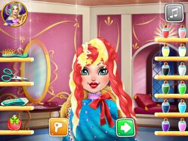 Salão de Cabeleireiro Elegante - screenshot 2