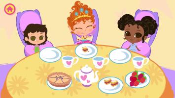 Sirva o Chá das 5 com a Fancy Nancy - screenshot 3