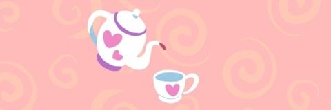 Sirva o Chá das 5 com a Fancy Nancy