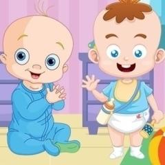 Jogo Sweet Babies Jigsaw