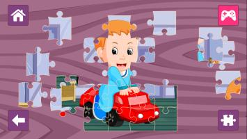 Sweet Babies Jigsaw - screenshot 2