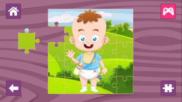 Sweet Babies Jigsaw - screenshot 3