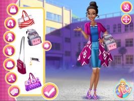 Tiana, Ariel e Elsa na Escola das Princesas - screenshot 2
