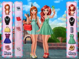 Uma Selfie com a Anna e a Ariel - screenshot 3