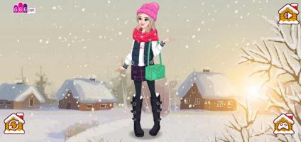 Vestir para a Moda de Inverno - screenshot 1