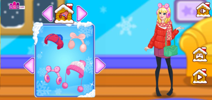 Vestir para a Moda de Inverno - screenshot 2