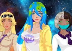 Vista a Earth-Chan