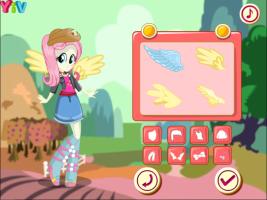 Vista a Fluttershy - screenshot 1