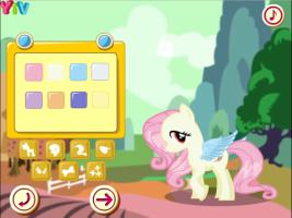 Vista a Fluttershy - screenshot 2