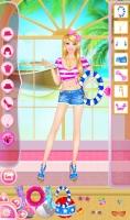 Vista Barbie na Praia - screenshot 1
