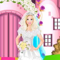 Jogo Vista Barbie Noiva