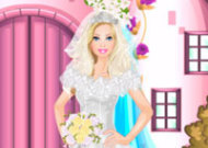 Vista Barbie Noiva