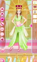 Vista Barbie Princesa Egípcia - screenshot 1