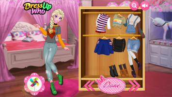 Vista e Maquie 4 Princesas na Disneylândia - screenshot 2