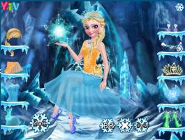 Vista Elsa de Rainha do Gelo - screenshot 3
