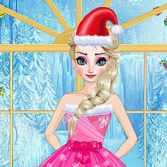 Jogo Vista Elsa Para o Natal