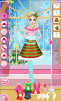 Vista Elsa Para o Natal - screenshot 1