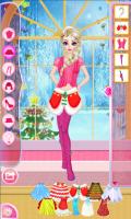Vista Elsa Para o Natal - screenshot 2