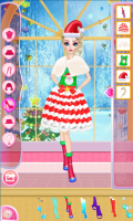 Vista Elsa Para o Natal - screenshot 3