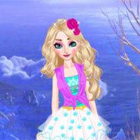 Jogo Vista Elsa para o Piquenique
