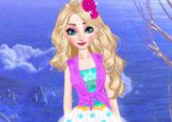 Vista Elsa para o Piquenique