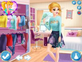 Vista Estilos Diferentes Na Moça - screenshot 1