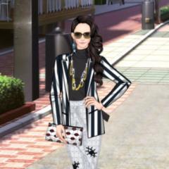 Jogo Vista Helen Para Semana da Moda