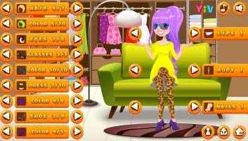 Vista Menina Estilosa - screenshot 1