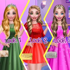 Jogo Visual de Princesa Para Amy
